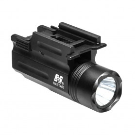 NC STAR 150L FLASHLIGHT & GREEN LASER COMBO W/QR