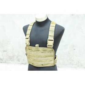 TMC TAC N REACON  CHEST RIG DESERT