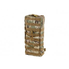 TACTICAL HYDRATION CARRIER MOLLE W/STRAPS - MULTICAM [8FIELDS]