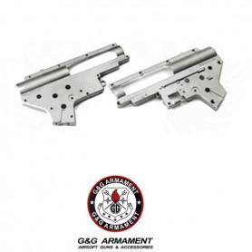 G&G GEAR BOX 8mm IN METALLO II GENERAZIONE PER SERIE M4-M16-G3-SCAR-MP5