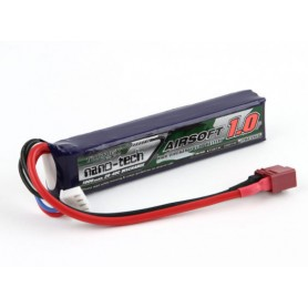 TURNIGY NANO-TECH 1000MAH 3S 20-40C LIPO AIRSOFT PACK