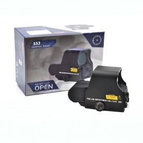 NEW GENERATION HOLOGRAPHIC HD553 XPS TYPE DOT BLACK AMO-TECH®