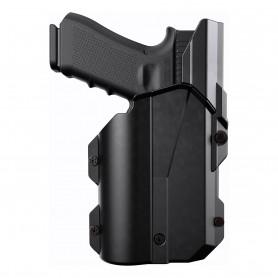 Vega Holster Fondina VUH8 Universal per Pistole con Torcia