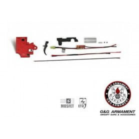 G&G ETU 2.0 & MOSFET 3.0 VERSION 2 GEARBOX (REAR WIRE)
