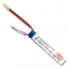 LiFe P04 High Drain battery pack 1000mAh 9.9V VPAIRSOFT