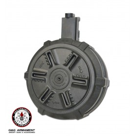 G&G DRUM MAG MP5 1500RDS