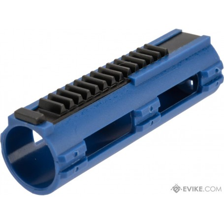 SHS - MATRIX High Strength Polycarbonate Piston w/ Steel Teeth for Airsoft AEG Gearboxes