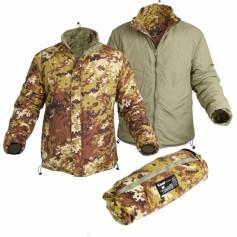 Lite jacket reversibile Vegetato/OD SBB