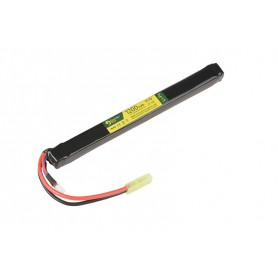 LIPO 11.1V 1200MAH 2S/20C BATTERY - UNDER AK DUST COVER ELECTRO RIVER
