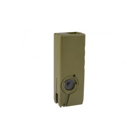 M4/M16 MAGAZINE SPEEDLOADER WITH HANDLE - COYOTE