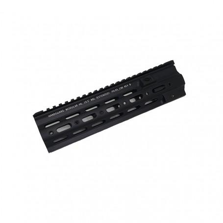 SMR RAIL G STYLE 10.5 INCH FOR UMAREX/VFC HK416 DARK BRONZE