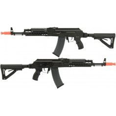 FUCILE ELETTRICO ADVANCED AK74-T BLACK G&G (GG-RK74T)