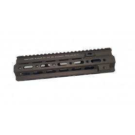 SMR RAIL G STYLE 10.5 INCH FOR UMAREX/VFC HK416 BLACK