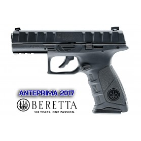 UMAREX BERETTA APX CO2 BLOWBACK NEWS 2017