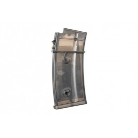 HI-CAP 300 BB G36 MAGAZINE FLASH - BLACK - SPECNA ARMS