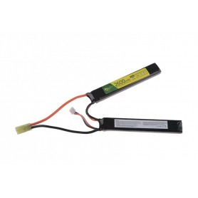 ELECTRO RIVER LiPo 7.4V 2600mAh 20C Battery - Butterfly