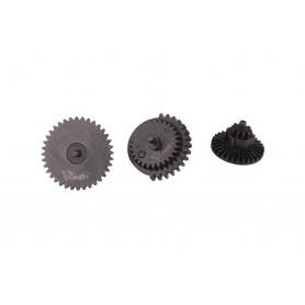 TORNADO Set of CNC Steel Gears Super High Speed 12:1