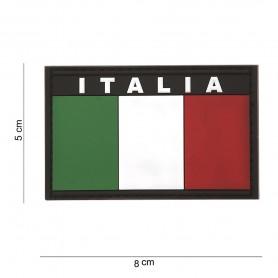 101INC PATCH 3D PVC ITALIA