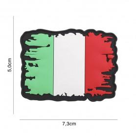 101INC PATCH 3D PVC ITALIA VINTAGE