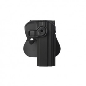 IMI - POLYMER ROTO HOLSTER PER CZ75 SP- 01 SHADOW, CZ75 SP- 01 TACTICAL OD GREEN