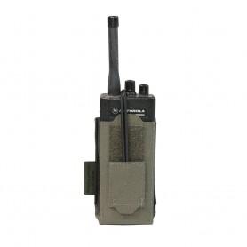 WARRIOR ASSAULT SYSTEMS Adjustable Radio Pouch Laser