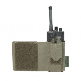 WARRIOR ASSAULT SYSTEMS Adjustable Radio Pouch Left Side Laser