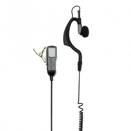 MA21-LK - Microfono / auricolare 2 Pin Kenwood