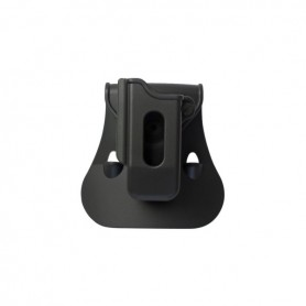 IMI - PORTA CARICATORE SINGOLO 9/40MM BLACK