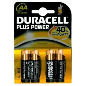 Duracell PLUS MN1500 stilo AA 4x 1,5volt