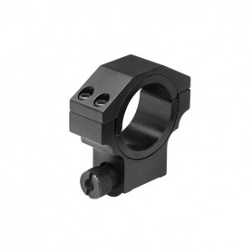 NC STAR 30MM X LOW RUGER RING - BLACK