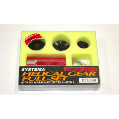 HELICAL GEAR SET INFINITY - SYSTEMA