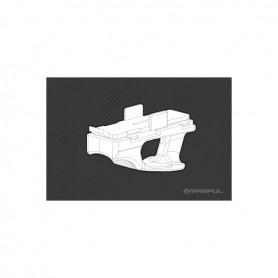 MAGPUL - RANGER PLATE - USGI 5.56X45, CONFEZIONE DA 3