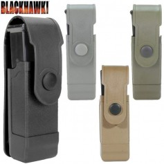 BLACKHAWK PORTACARICATORE TACTICAL MAG POUCH WITH FLAP
