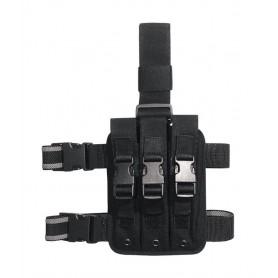 VEGA HOLSTER 2K90 KIT COSCIALE TRIPLO PORTA CARICATORE PER H&K MP5