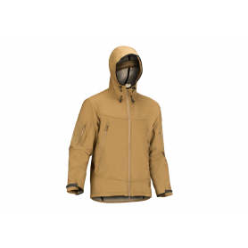 CLAW GEAR GIACCA HARPAGUS SOFTSHELL HOODY