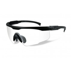 WILEY X OCCHIALI PT-1 CLEAR LENS/MATTE BLACK FRAME