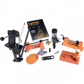 LYMAN Pressa T-MAG 2 Turret Press Expert Kit  7810140