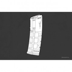 CARICATORE - MAGPUL PMAG 30 RDN GEN2 MOE WINDOW