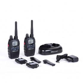 MIDLAND G7 PRO - 2 radio - Bibanda PMR446/LPD