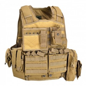 ARMOUR CARRIER SET BODY ARMOUR BAV06 - DEFCON 5