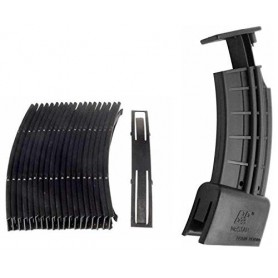 NC STAR AAKLA7.62x39 Quick Magazine Loader - AK + AAKC 7.62x39 Stripper Clips - 20 ea.
