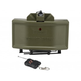 MINA CLAYMORE M18A1 CON TELECOMANDO SEALS SOFTAIR
