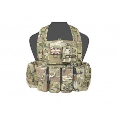 WARRIOR ASSAULT SYSTEM 901 ELITE OPS BRAVO M4 CHEST RIG