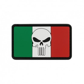 ITALIA PVC VELCRO PATCH 1