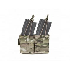 WARRIOR ASSAULT SISTEM DOUBLE SNAP MAG POUNCH FOR M4 5.56