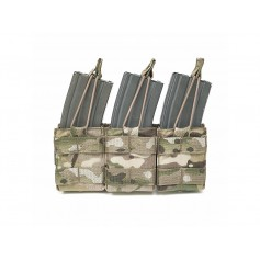 WARRIOR ASSAULT SISTEM TRIPLE SNAP MAG POUCH FOR M4 5.56