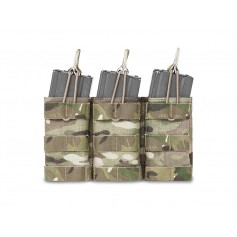 WARRIOR ASSAULT SYSTEM TRIPLE MOLLE OPEN M4 5.56MM