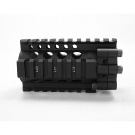 DANIEL DEFENSE LITE RAIL 4.0 STUBBY
