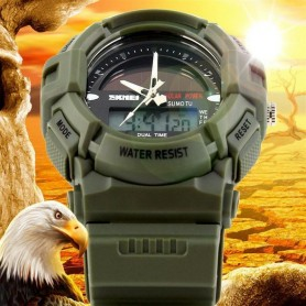 OPENLAND DIGITAL WATCH ANALOG CHARGING SOLAR