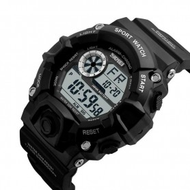 OPENLAND MILITARY WATCH SHOCK BLACK